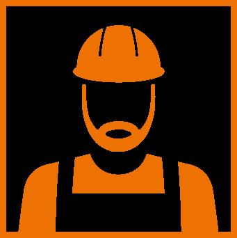 Schwall Bauunternehmung Icon Mitarbeiter